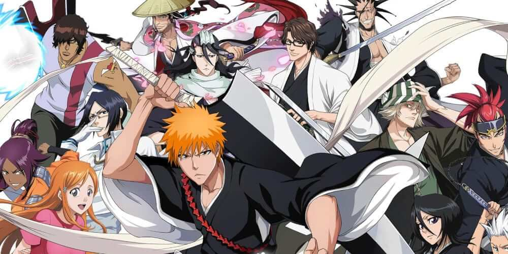 Bleach live-action movie the anime.