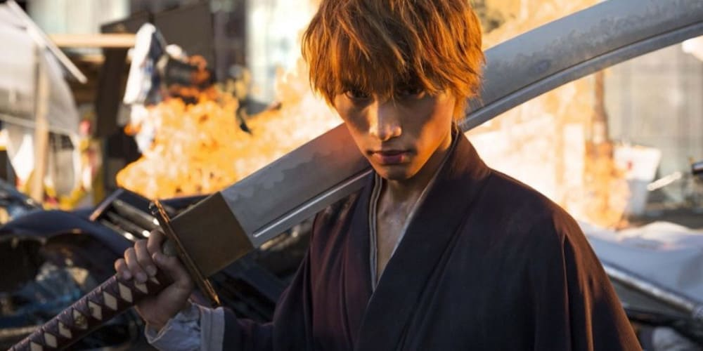 Bleach live-action movie featured.