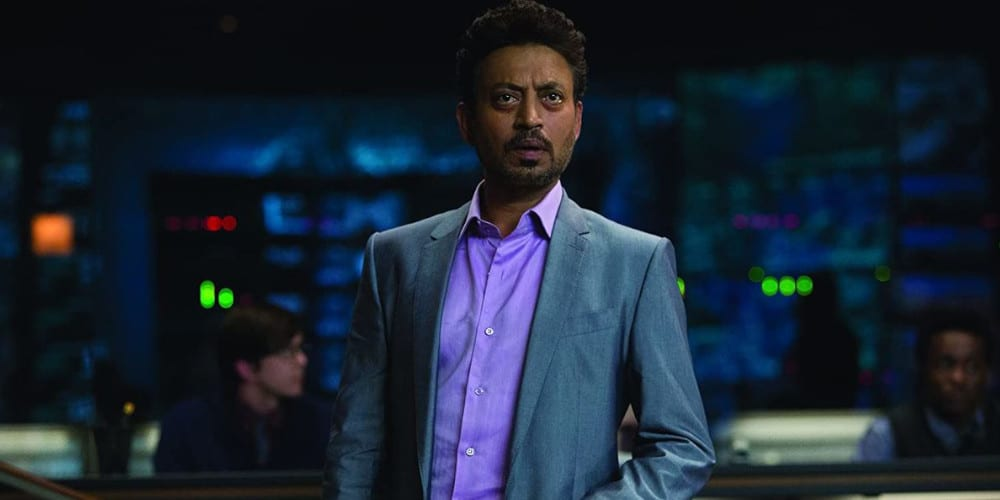 Bollywood actor Irrfan Khan's death Jurassic World.