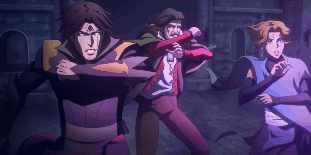 Castlevania season 4 renewal confirmed Heroes.