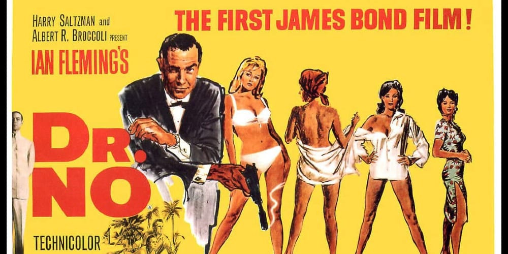 dr. no retro review