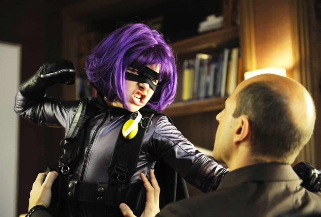 Hit-Girl, Kick-Ass Retro Review