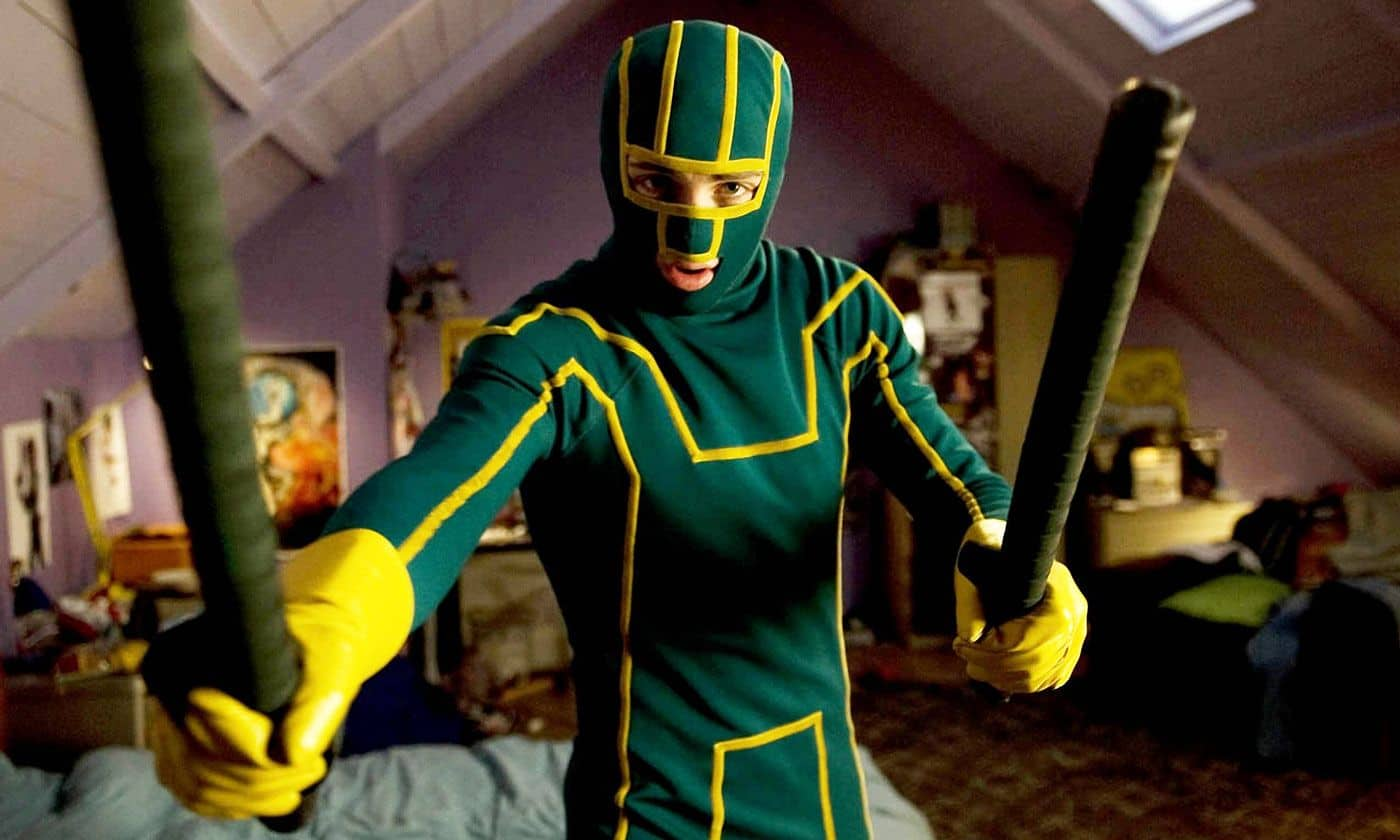 Kick-Ass Retro Review