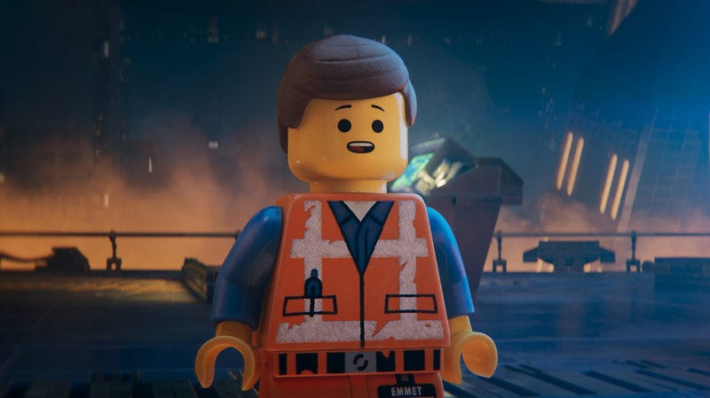 Lego has new deal with Universal
