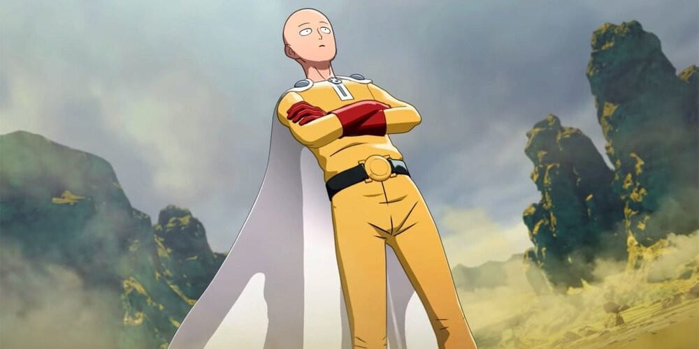 One Punch Man live-action movie Saitama