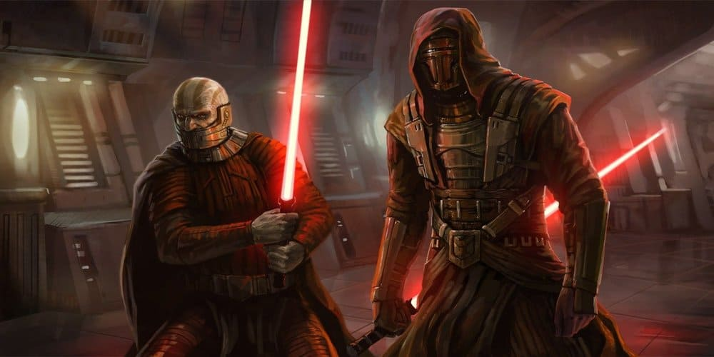 who is darth revan