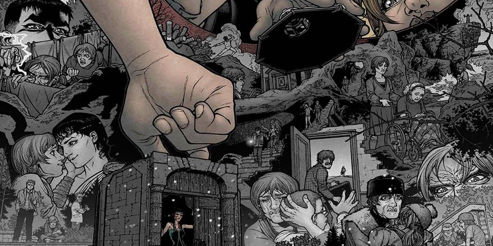 joe hill comics bundle