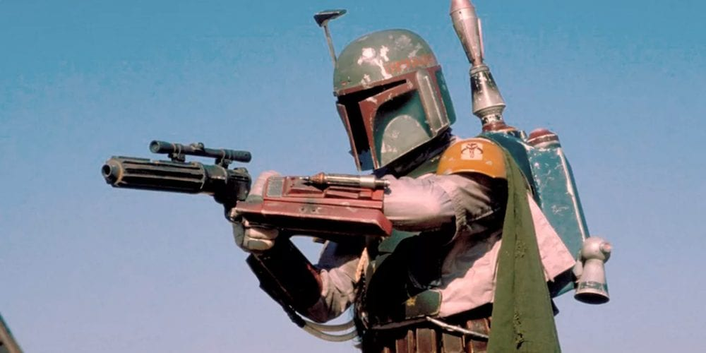 boba fett history and biography
