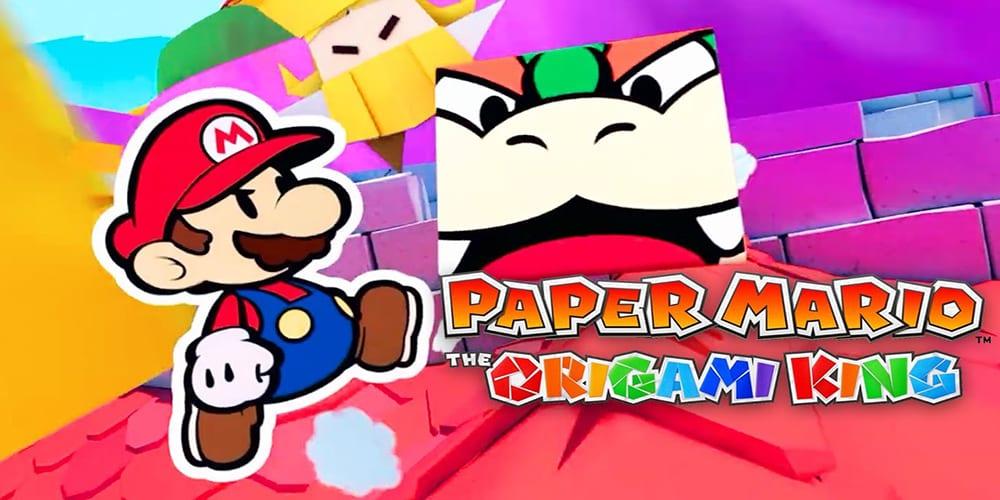 new paper mario game