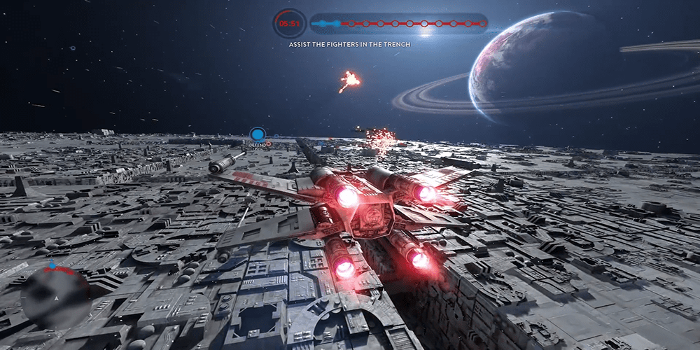 star wars maverick game