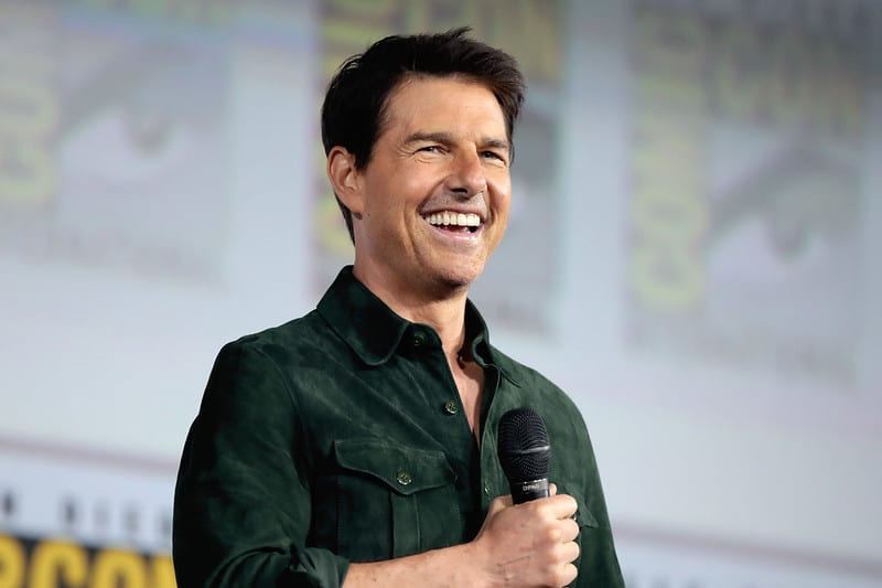 Tom Cruise NASA