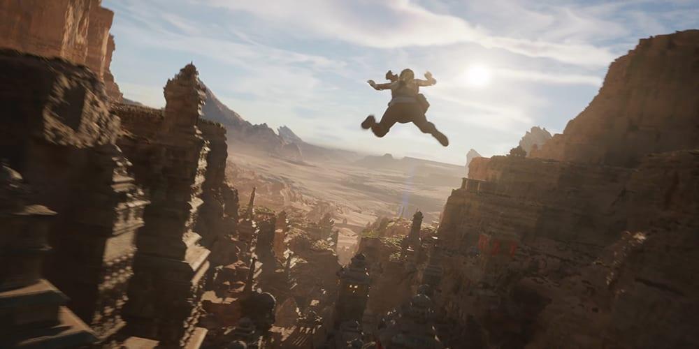 Unreal Engine-Epic Games