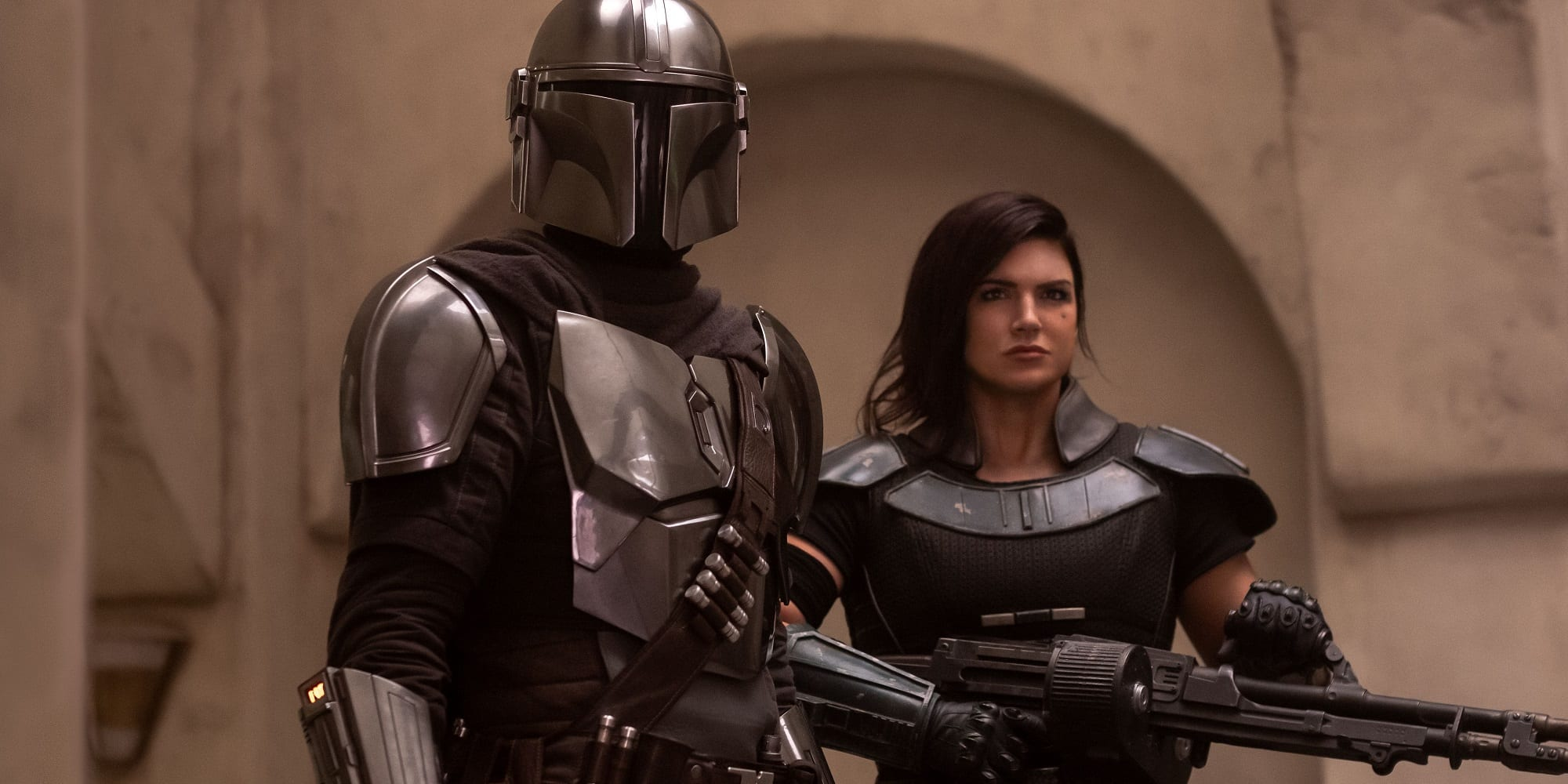 Boba Fett The Mandalorian Season 3 Featured Din Djaran Cara Dune Gina Carano