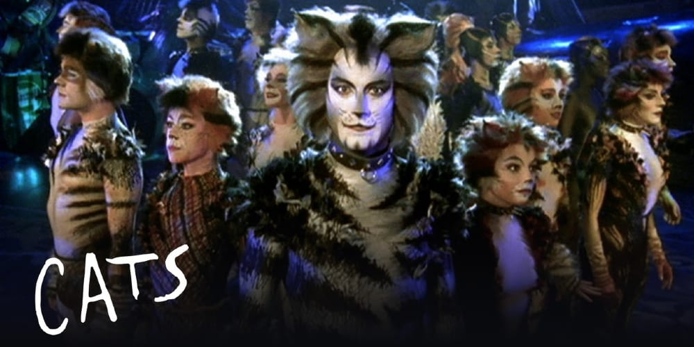 Cats, Broadway, Andrew Lloyd Webber, Coronavirus, Quarantine, Streaming Services, YouTube, Tom Hooper, Emojiland, Beetlejuice