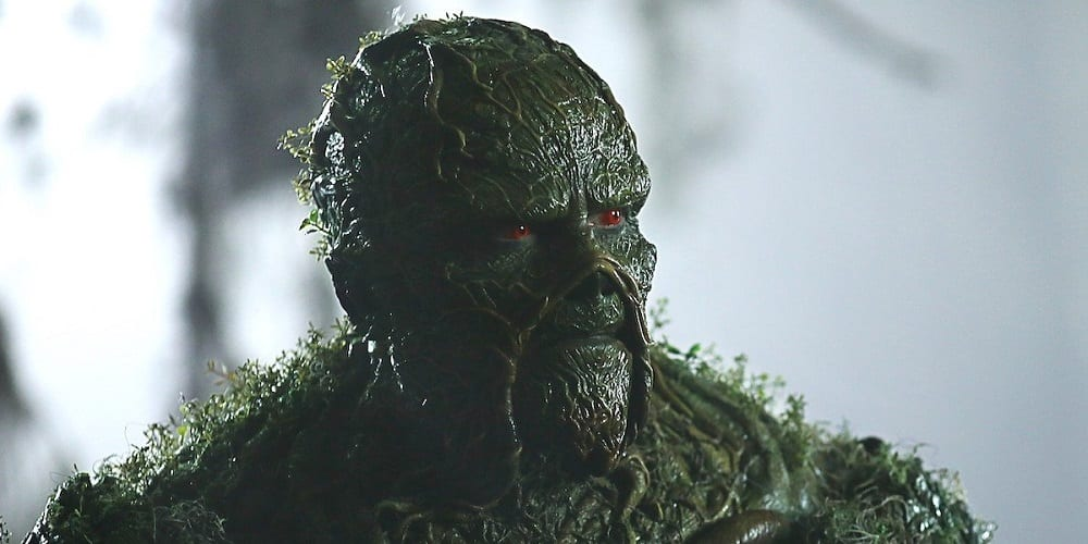 DC Universe Future HBO Max Swamp Thing RIP Gone too soon king
