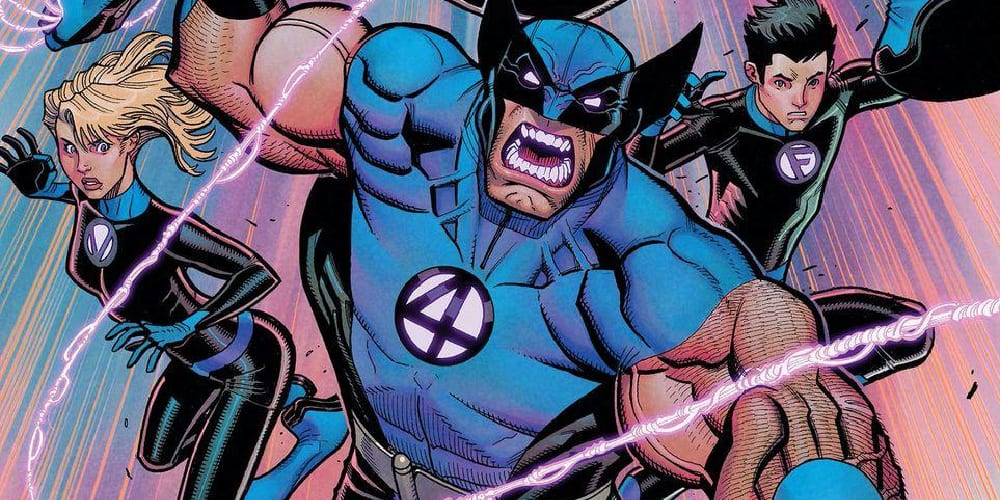 Wolverine, Spider-Man, Fantastic Four, Empyre, Ghost Rider, Hulk, Dan Slott, Marvel Comics Ship Again, Coronavirus, Social Distancing