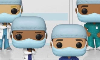 Funko Pop, Frontline Heroes, Funko Pop Frontline Heroes, Coronavirus, COVID-19, Charity, Hot Topic, GlobalGiving, Doctors, Nurses, Heroes, Quarantine, Shelter in Place, Pandemic, Contagion
