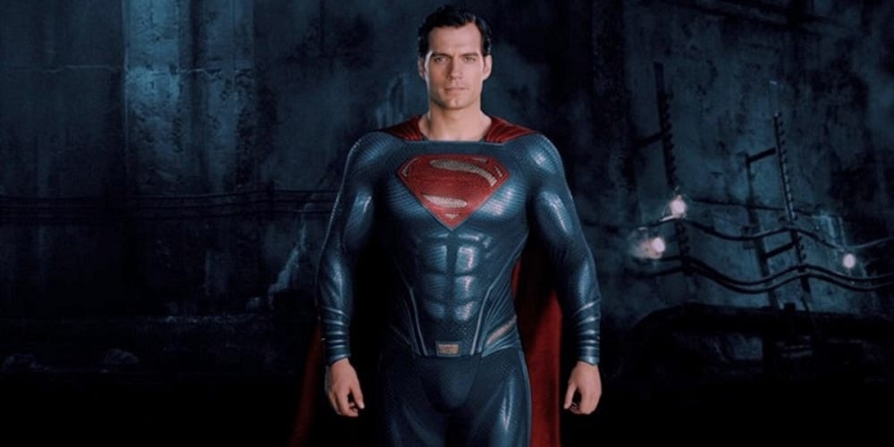 Henry Cavill will Play SUperman Again DCEU Suit