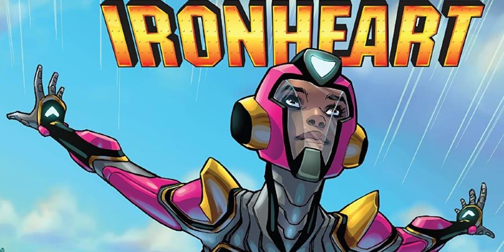 Ironheart, Riri Williams, Disney+, Iron Man, Civil War II, Marvel Comics, MCU, Happy Hogan, Pepper Potts, Tony Stark, Rescue, Coronavirus, Doctor Doom, STEM, MIT