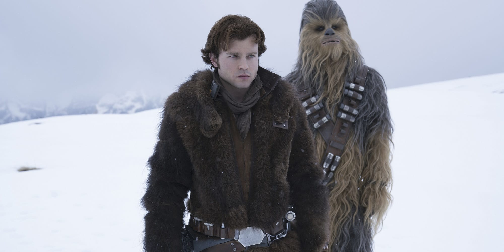 Make Solo 2 Happen Twitter Han and Chewie Featured