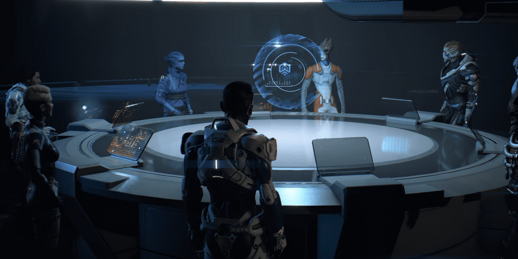 Mass Effect ANdromeda After Patch Pathfinder Confab