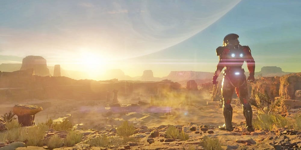 Mass Effect ANdromeda After Patch Pretty vista
