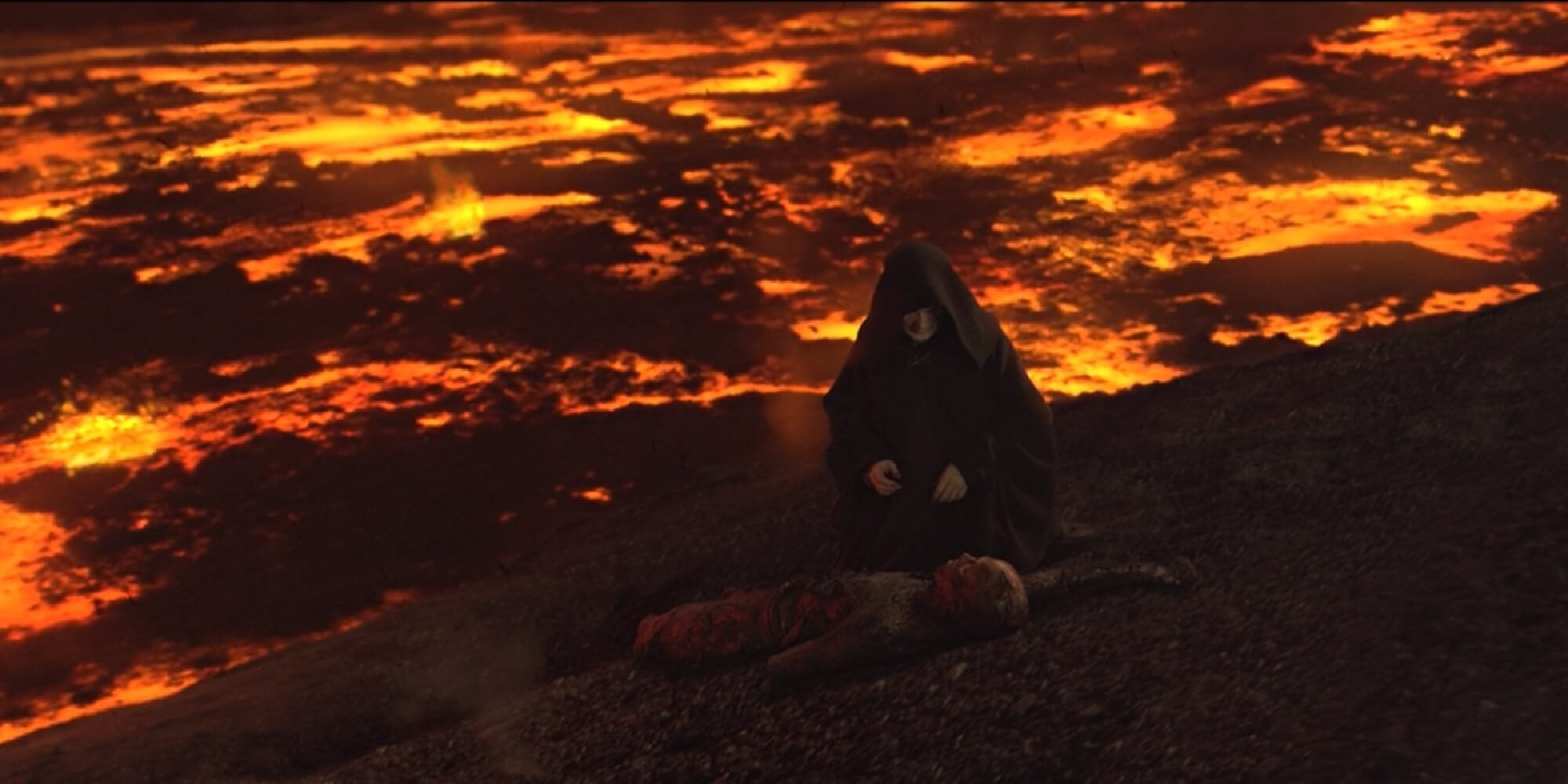 Star Wars Day Revenge of the Fifth Palpatine Anakin Mustafar Featured