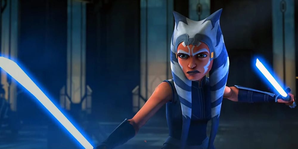 Ahsoka Tano live-action series in Season 7