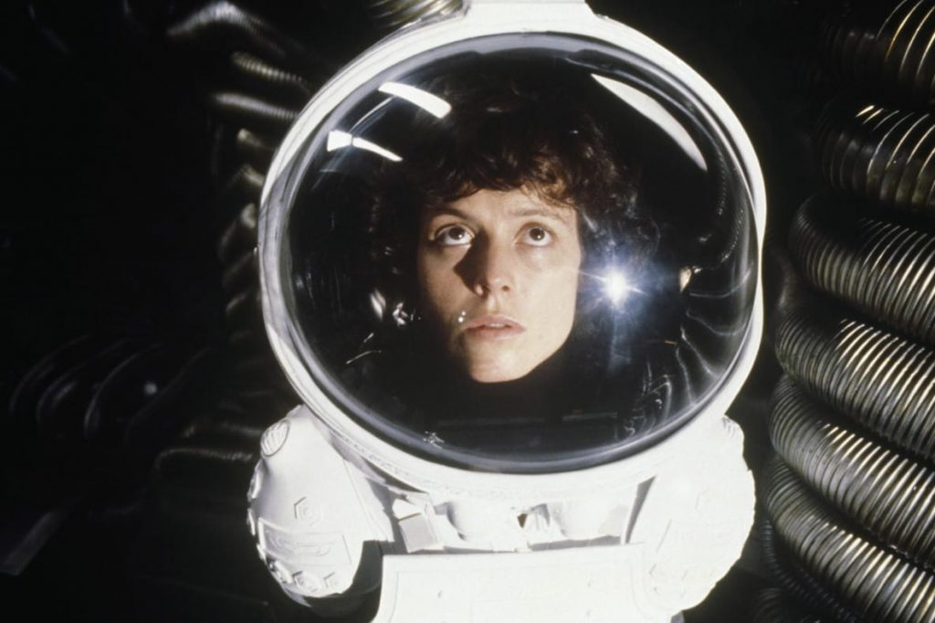 Ripley in Alien Review