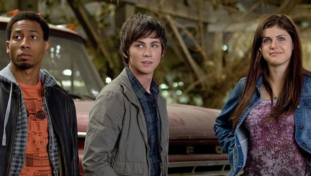 Percy Jackson headed to Disney Plus