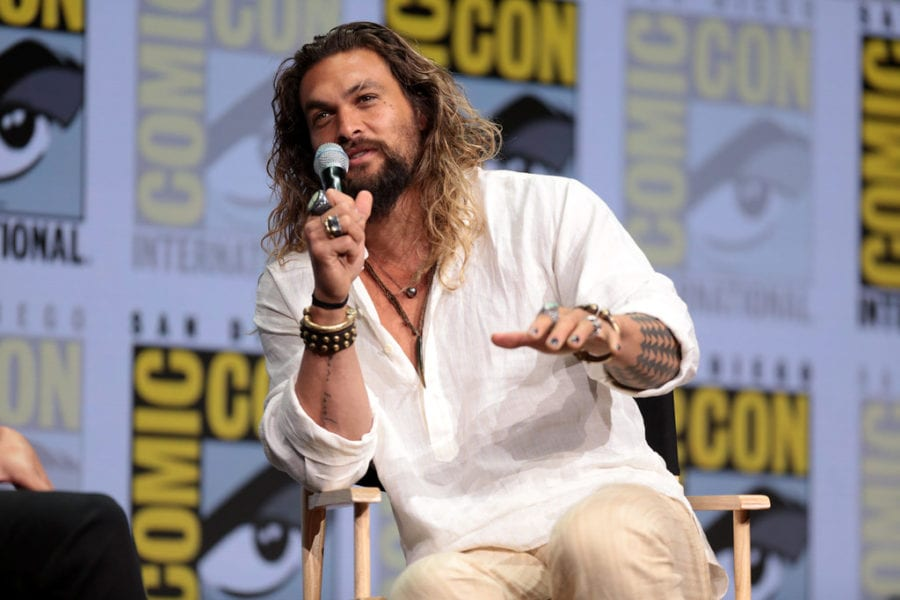 Jason Momoa Vampire Movie