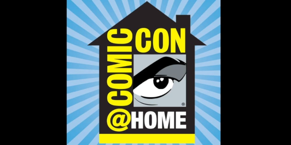 San Diego Comic-Con At Home Featured