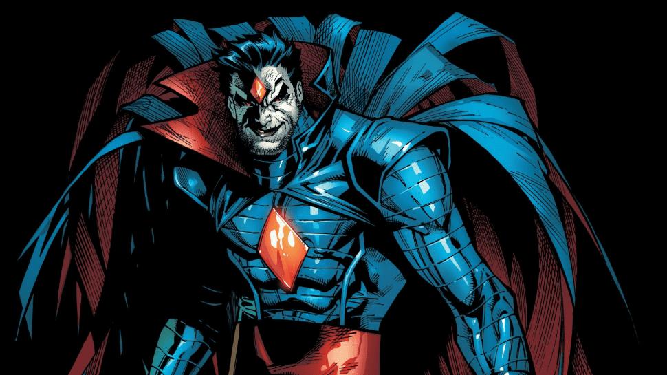 Gambit Mister Sinister