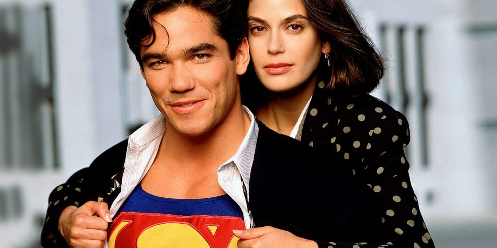 The CWs Superman And Lois And Clark.