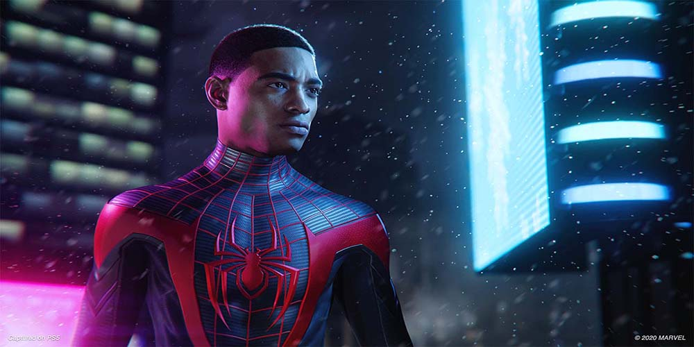 miles morales spider-man game