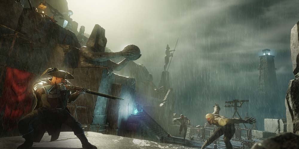 Amazon Mmorpg New World Unveiled For Summer Release