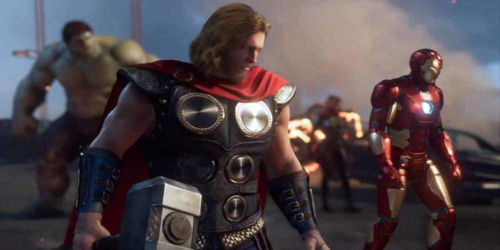 Marvel's Avengers Story Trailer