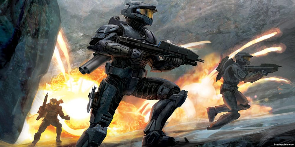 new halo project