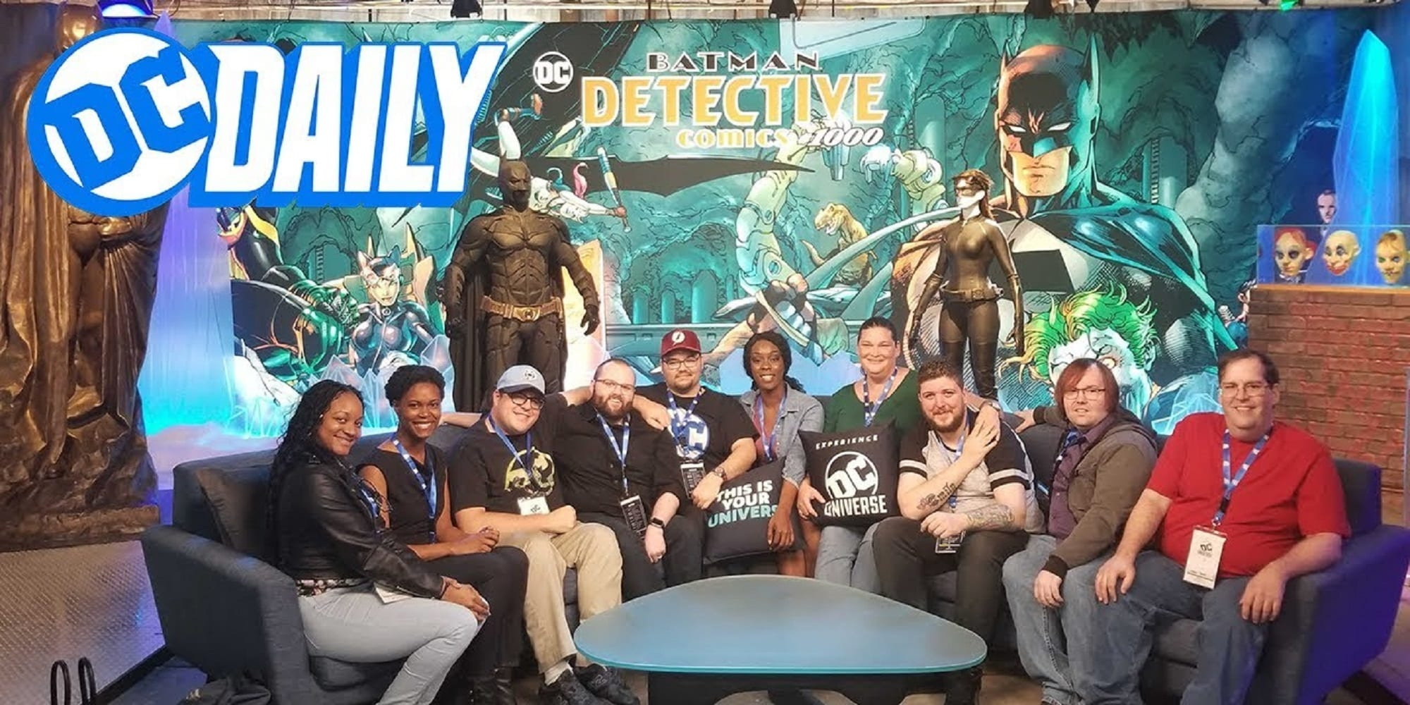 DC Daily canceled DC Universe Featured