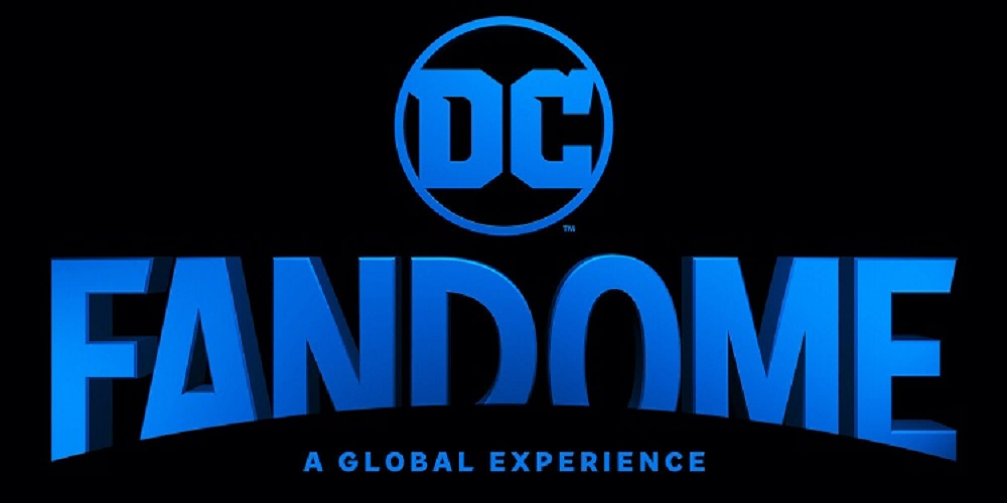DC FanDome virtual fan event logo featured