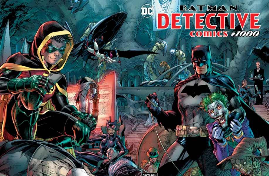 Detective Comics by DC Comics