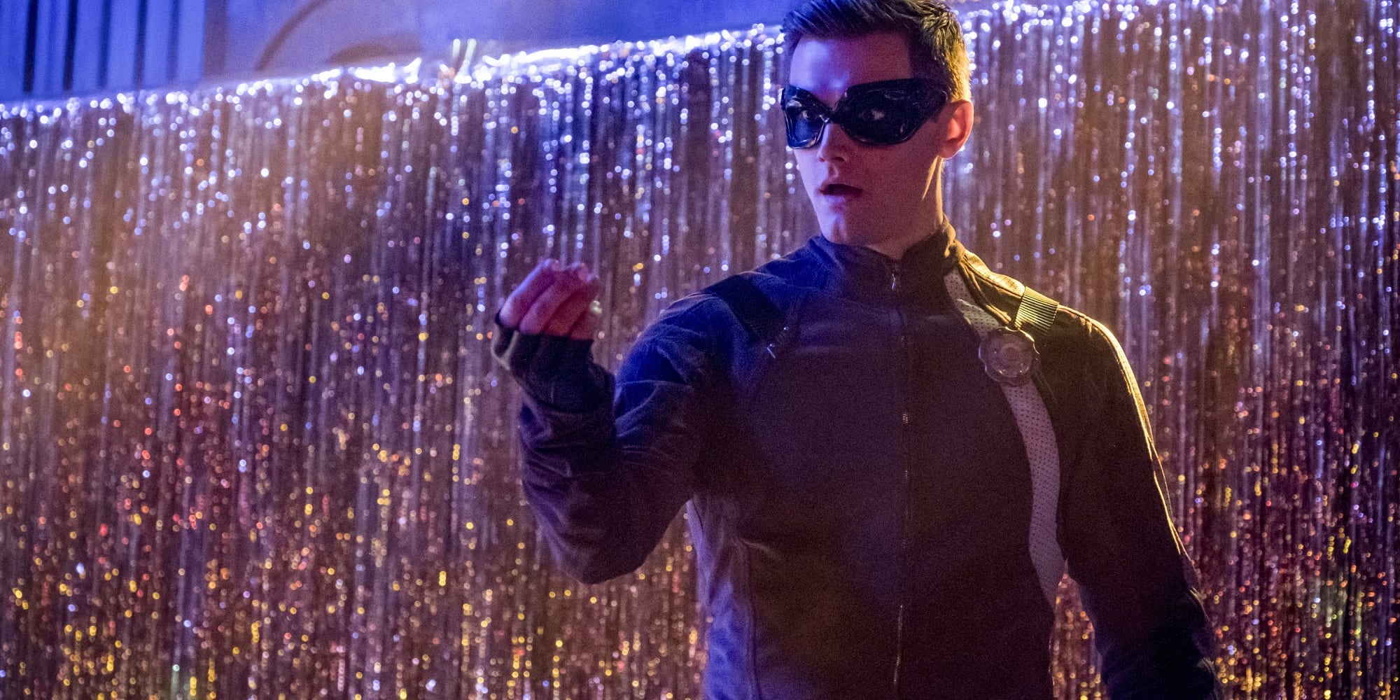 Hartley Sawyer fired the flash racist misogynistic tweets featured