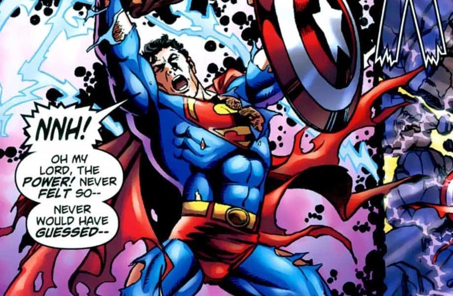 JLA/Avengers