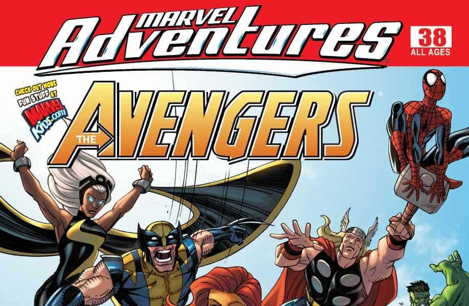 Marvel Adventures' The Avengers