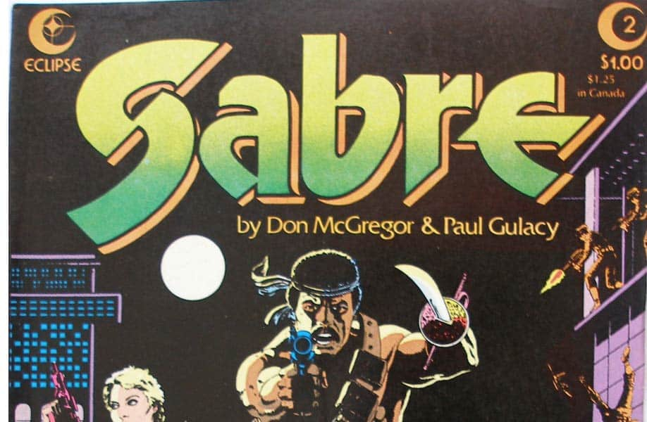 Sabre: Slow Fade of an Endangered Species