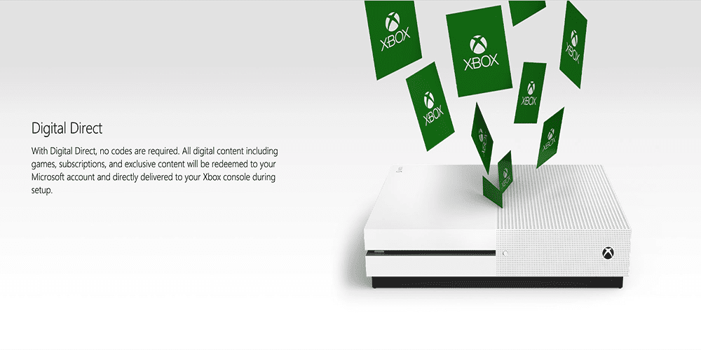 xbox digital direct program