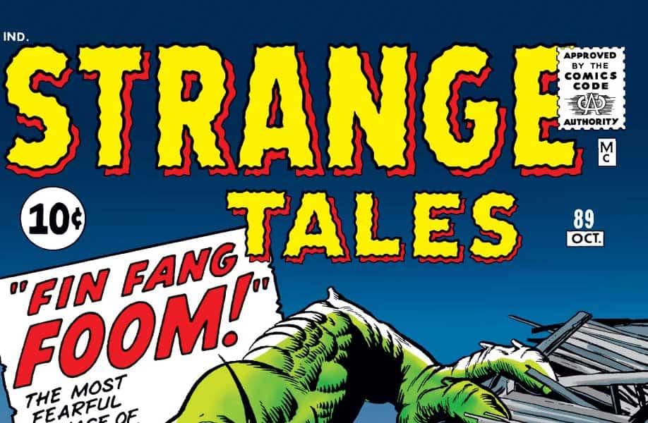 Strange Tales by Marvel Comics