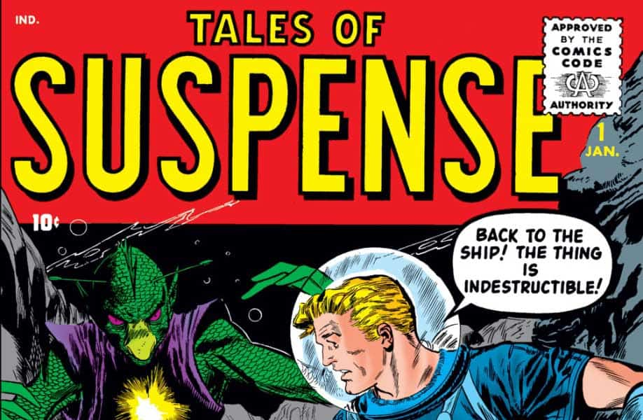 Tales of Suspense by Marvel Comics