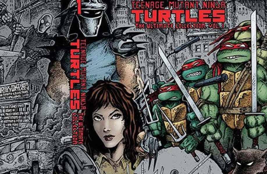 The Teenage Mutant Turtles