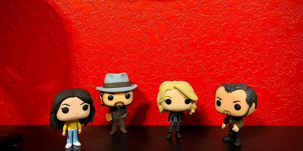 Word of the Witnesses podcast 12 Monkeys Fan Made Funko Pops via Facebook Dave Kotlan